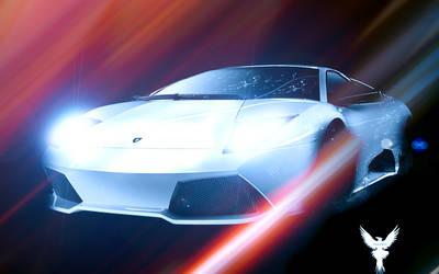 Lamborghini Murcielago by PhoenixKami