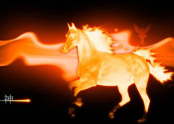 Fire effect by PhoenixKami