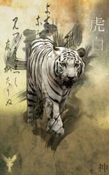 Tiger Wood by PhoenixKami