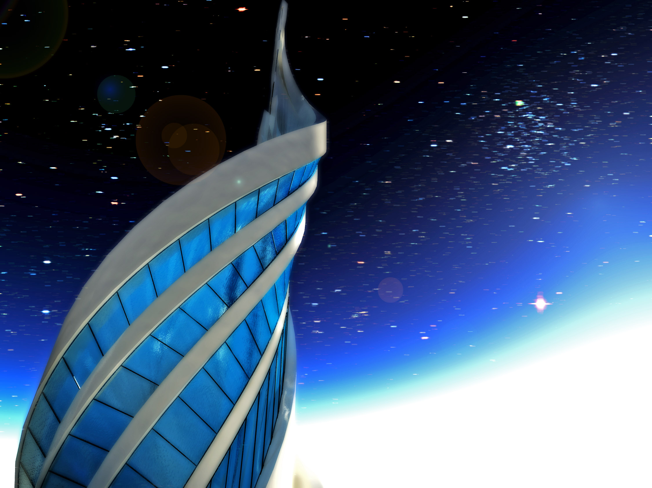 Space architecture by sniggi b on deviantart for Importance of space in architecture