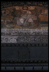 hagia sofia - mosaic