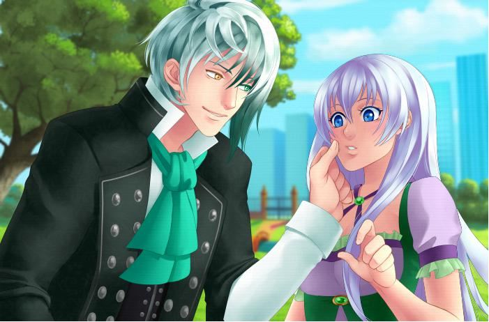 My Candy Love, episode 26 with Lysander by HaroThar