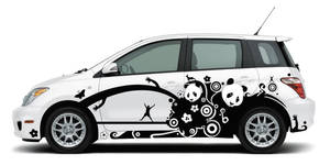 Panda Scion by MagicalViper