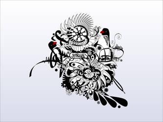 Penguin Remix by MagicalViper