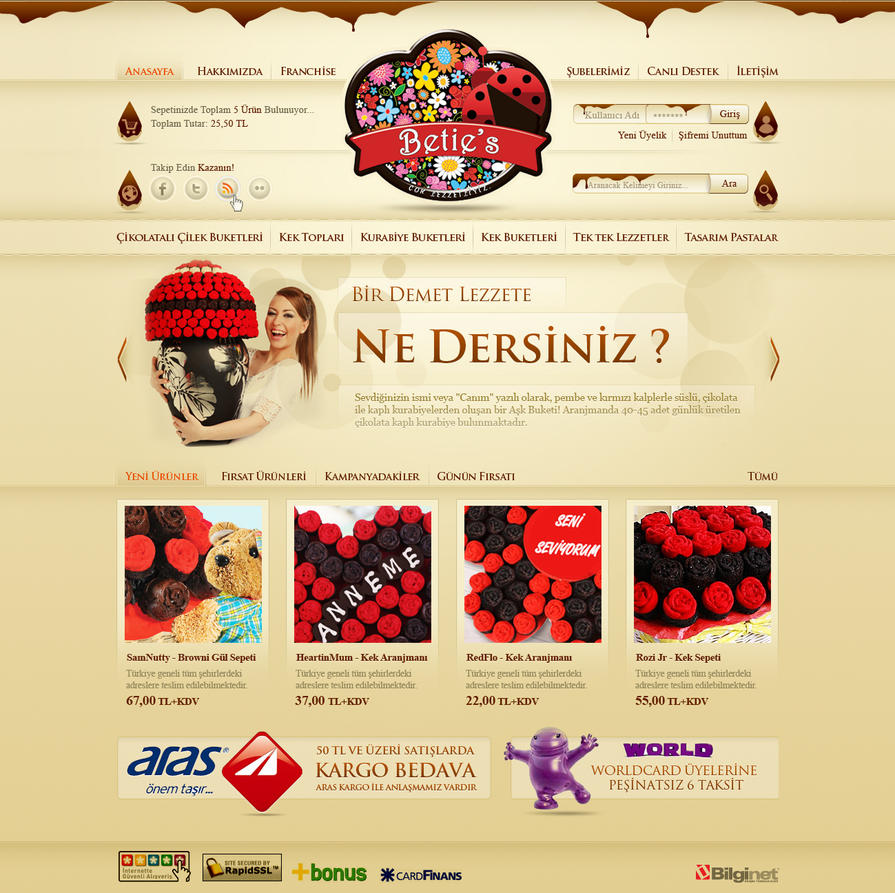 Design of Chocolate by DoGaNAydemir