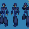 MEGAMAN X by xtremeexe