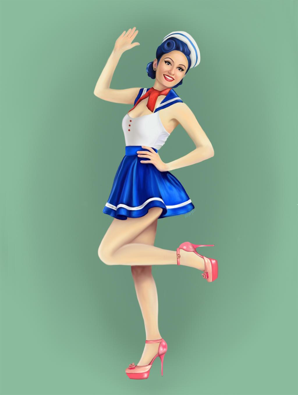 Sailor by ElizaHexen