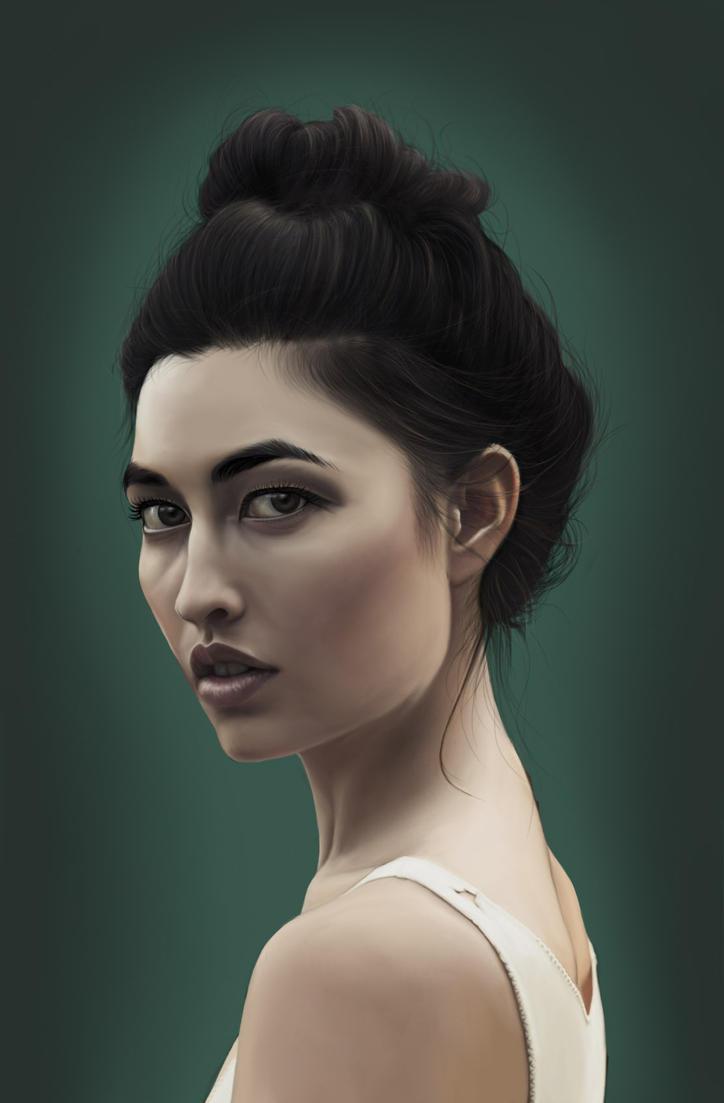 Samurai by ElizaHexen