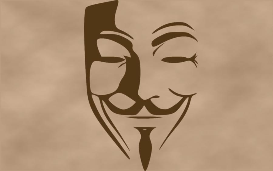 V For Vendetta Wallpaper By D4rKp3n4nc3