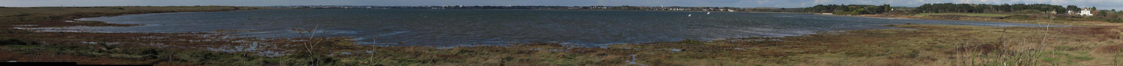 Petite mer de Gavres by d4rKp3n4nc3