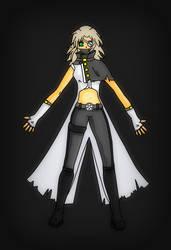 Lillora Gewohl the Timewinder by pokeczarelf