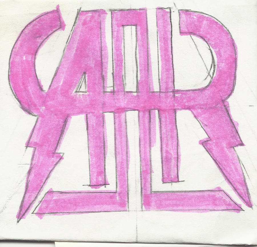 All american rejects logo wallpaper