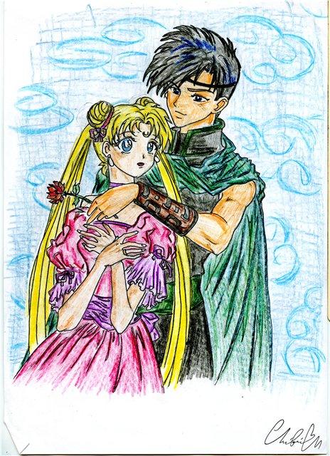 Usagi And Mamoru A Love Like No Other mamoru usagi love by M...