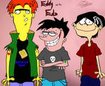 Eddy and the Eds by ker21