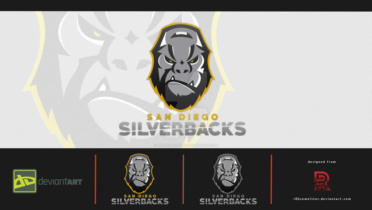 Silverbacks eSports Logo by r0bsnmeister