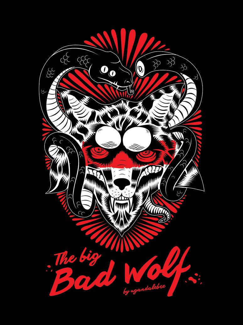 The Big Bad Wolf by UgandaLebre