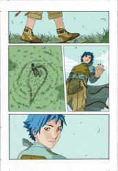 manga by EdCost