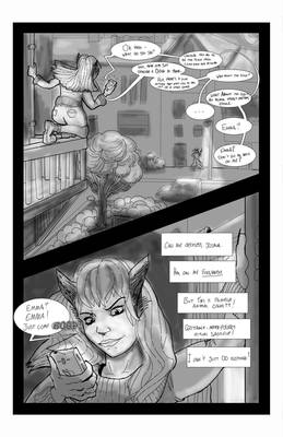 Hidden Places - Chapter 0 - Page 1