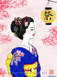 Maiko-san by SayuriMVRomei