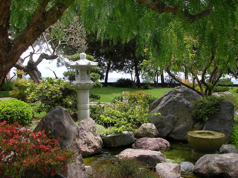Japanese Garden Of Monaco By SayuriMVRomei On DeviantArt - Japanese garden plants