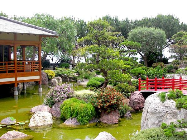 Japanese Garden, Monaco by SayuriMVRomei