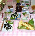 Sushi Party2