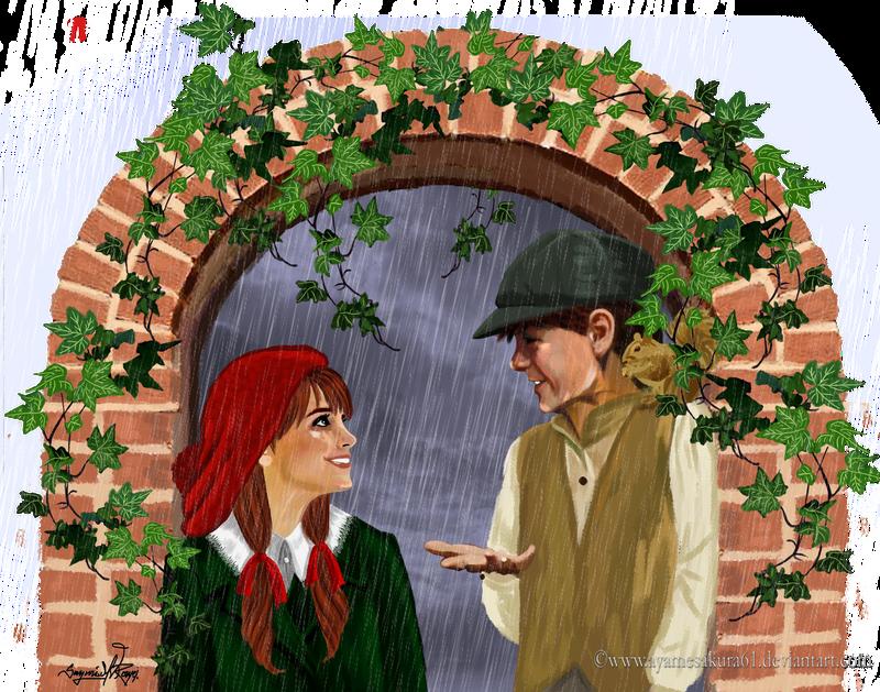 Mary and Dickon by SayuriMVRomei