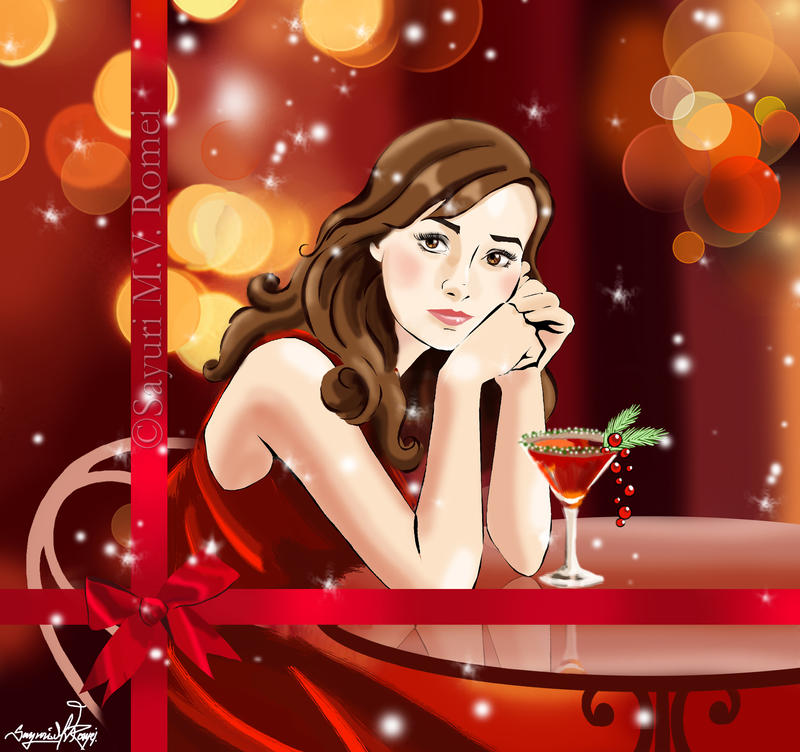 Christmas Blues by SayuriMVRomei