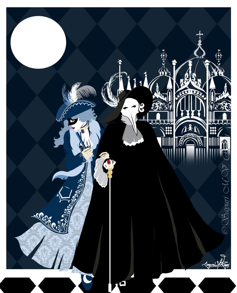 Venetian Blue by SayuriMVRomei