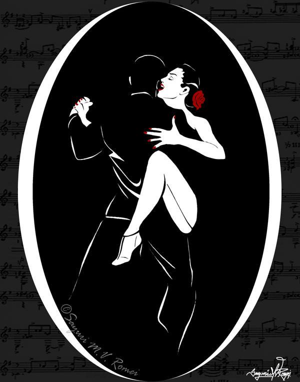 Aria Tango by SayuriMVRomei