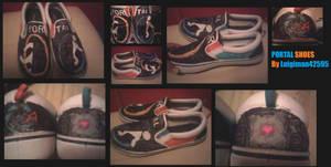 My PORTAL shoes