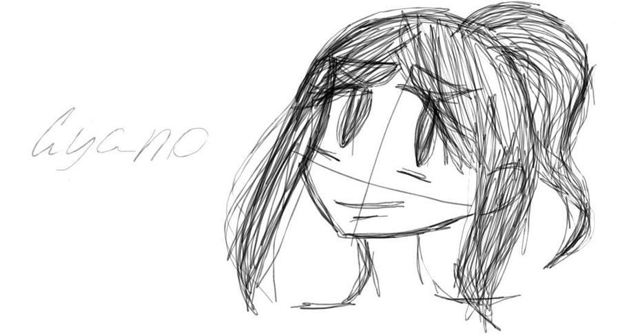 ayano (__) by beearrkaawaaii