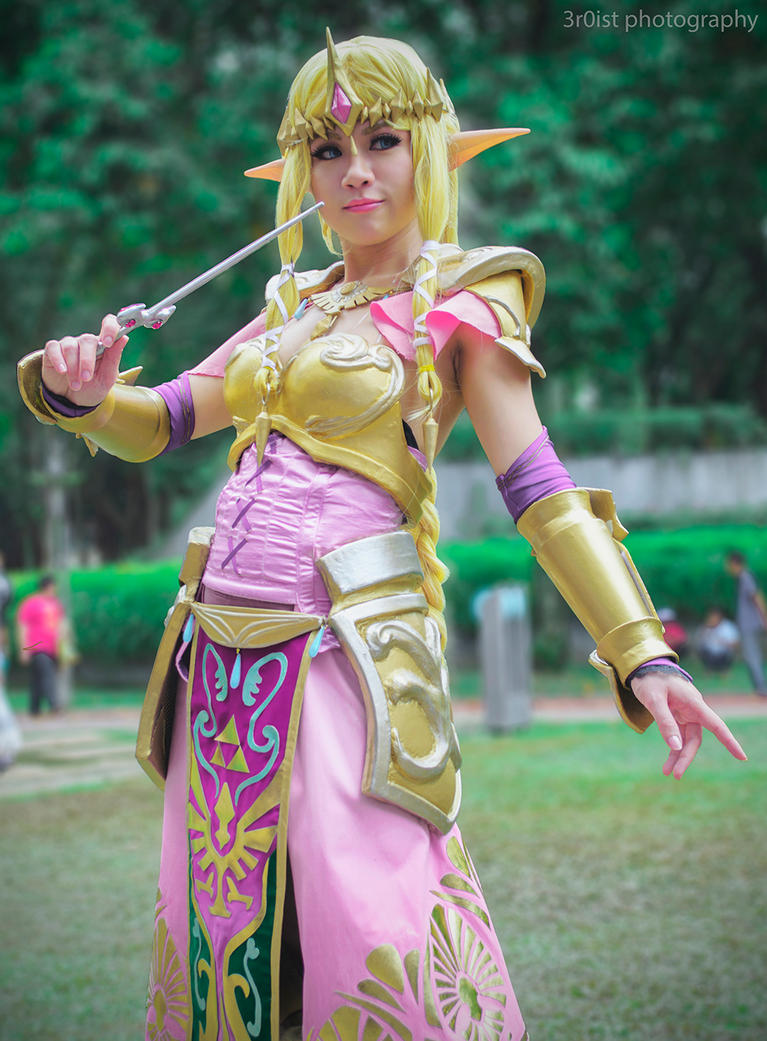 Zelda (Hyrule Warriors ver.) by REManiac