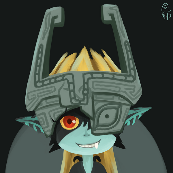 Midna by REManiac