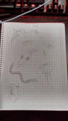 snakey doodles