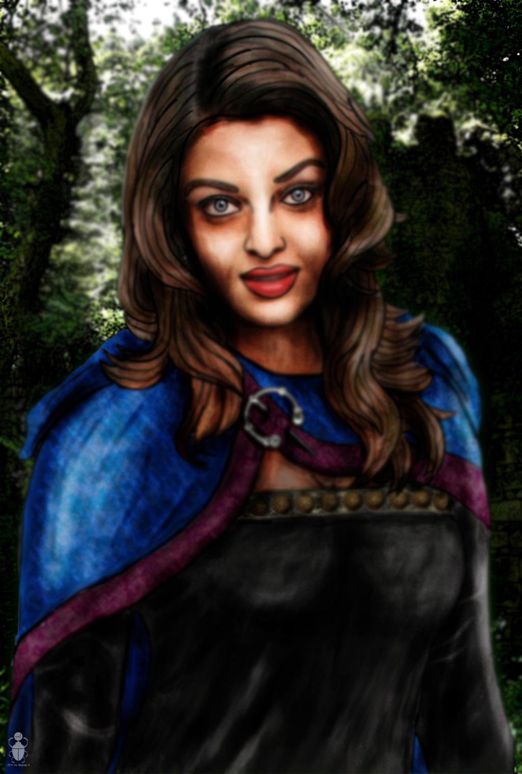 Alisabeth by SkarabX o...