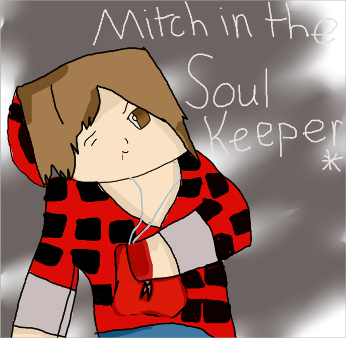 Thesoulkeeper: Mitch/Bajan In The Soul Keeper By LPSdreamprouductions On
