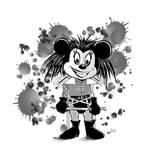 Typhoid Minnie by ZhaxRa