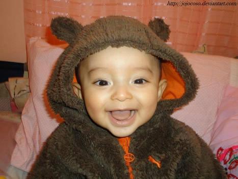 Esteban the Bear =D