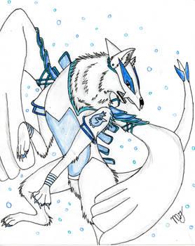 lugia armor wolf