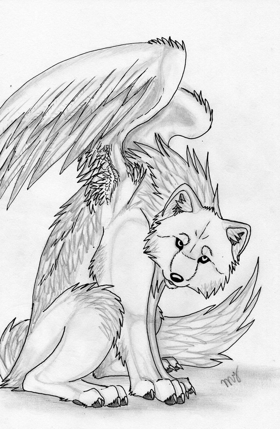 worksheet Angle Drawing the angle wolf by suenta deathgod on deviantart deathgod