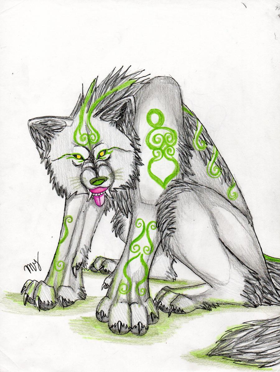 the demon by Suenta-DeathGod