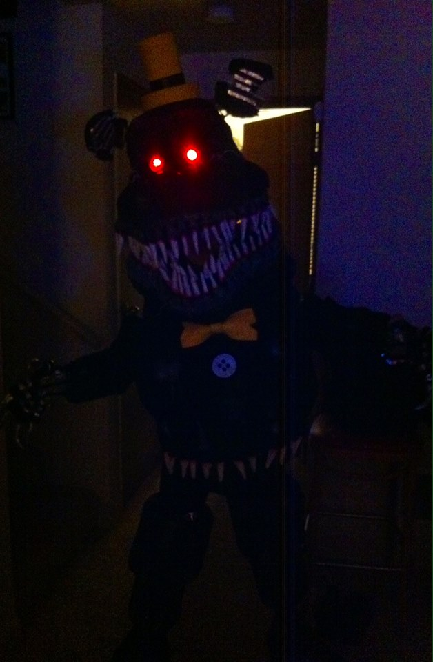 Nightmare cosplay by Suenta-DeathGod