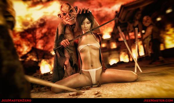 Nishi Part 2 Defeat 01