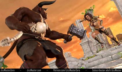 Astraia VS Minotaur