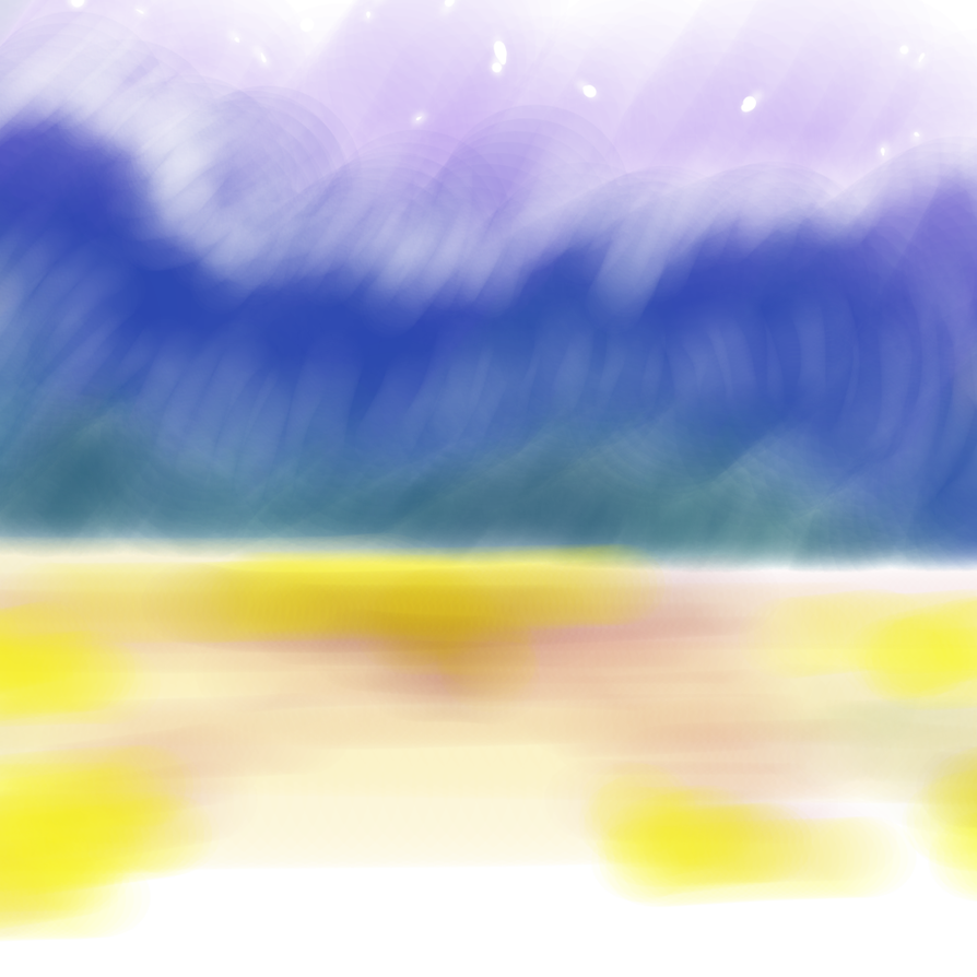 Waves by macarons-n-marzipan