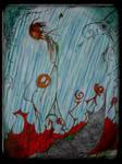 red rain. by 4blacky