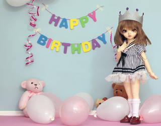 Happy Birthday by fantasywoods