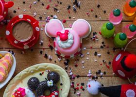 Mickey anniversary
