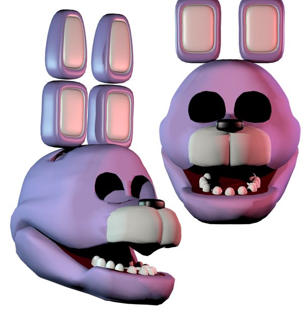 Bonnie Vl4 Wip's by neomarestudios